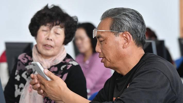 为什么教父母用电子产品这么难?