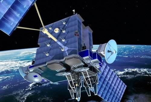 美军发射第4颗二代通信卫星 可传送准实时视频数据