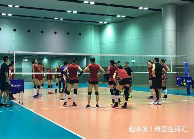 中国女排备战半决赛废寝忘食,靠饭团和三明治解决,球迷表示心疼
