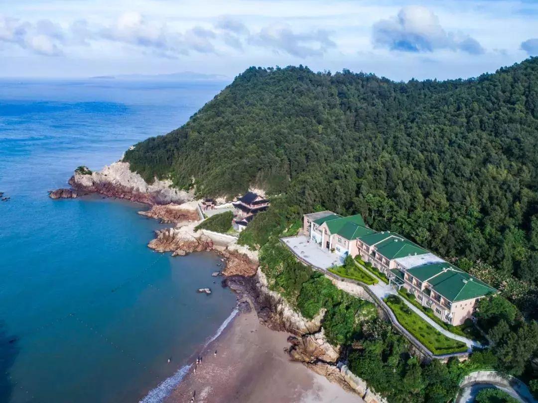 中国首个国家级海岛森林公园, 独特的坎门渔民画,便宜过舟山的海鲜