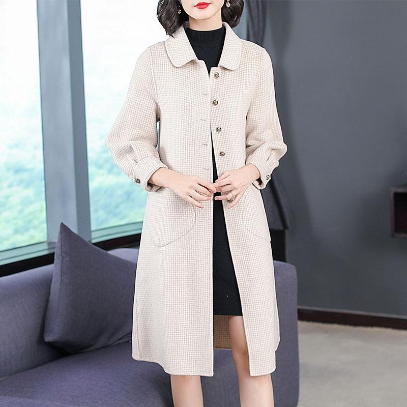"""70后女人!一定要件高级外套,穿出""""时尚气势""""把小姑娘比下去"""
