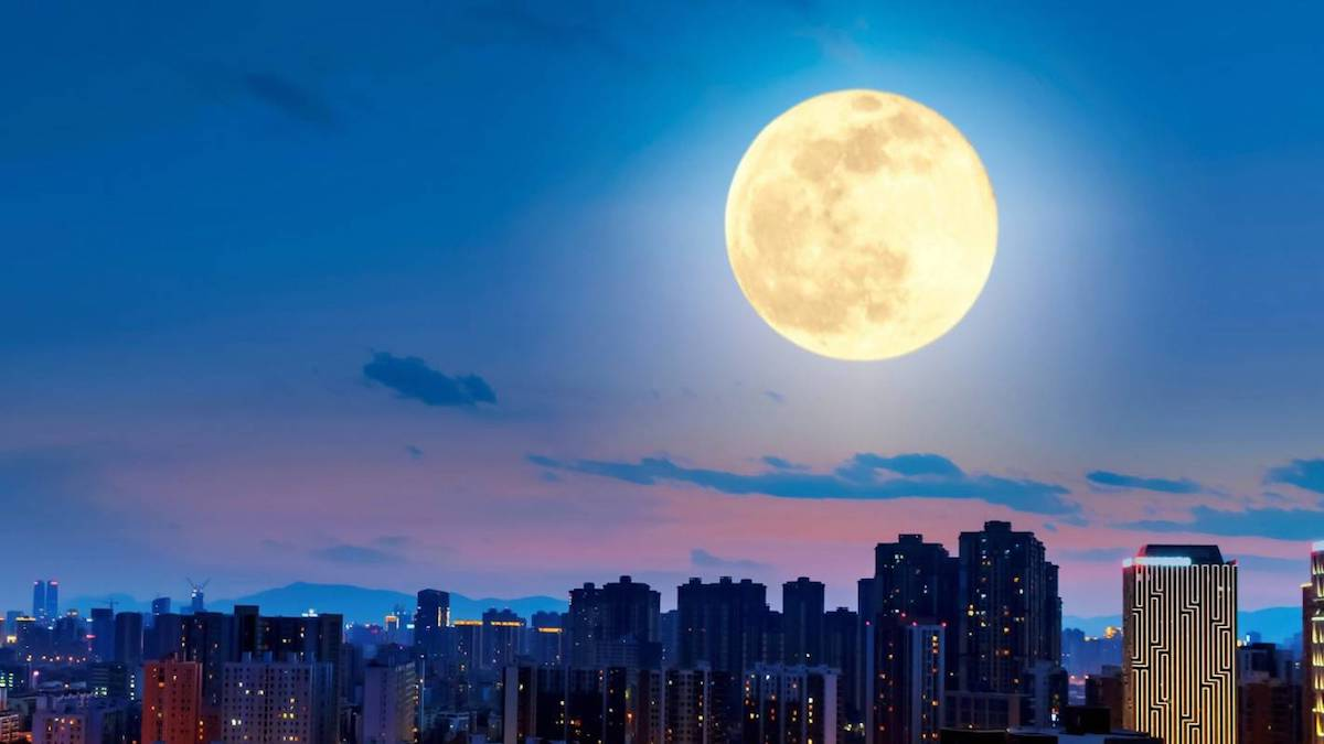 2022 年我国用人造月亮照明?这个想法我在科幻小说里见过