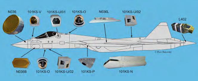 苏57逆天了?装6雷达可打16目标,司令称谁想卖它就是叛国