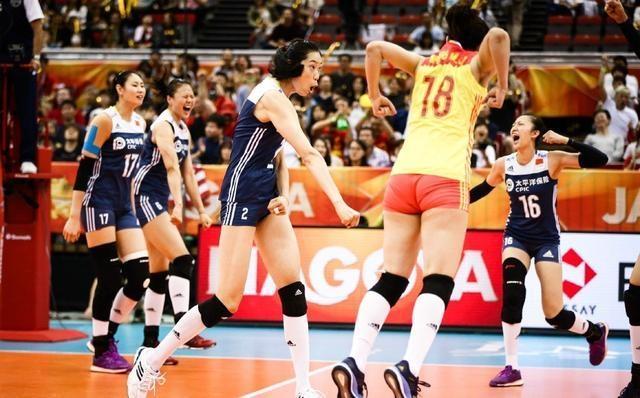 世锦赛赛程不公平?日本记者狂喊冤:这明明是对中国女排最有利的