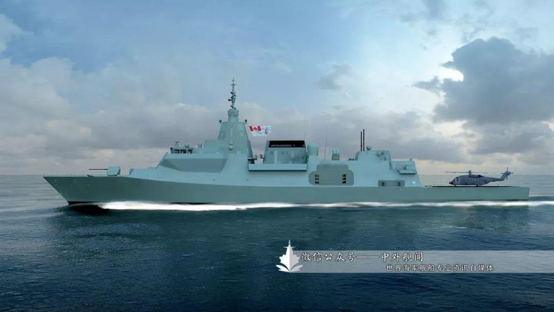 英国新护卫舰再斩获600亿大单,总数将成西方最多护卫舰