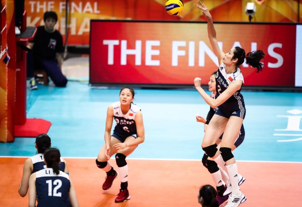 中国女排11胜2负收官!胜率超里约奥运夺冠,赢遍强队仅输一队