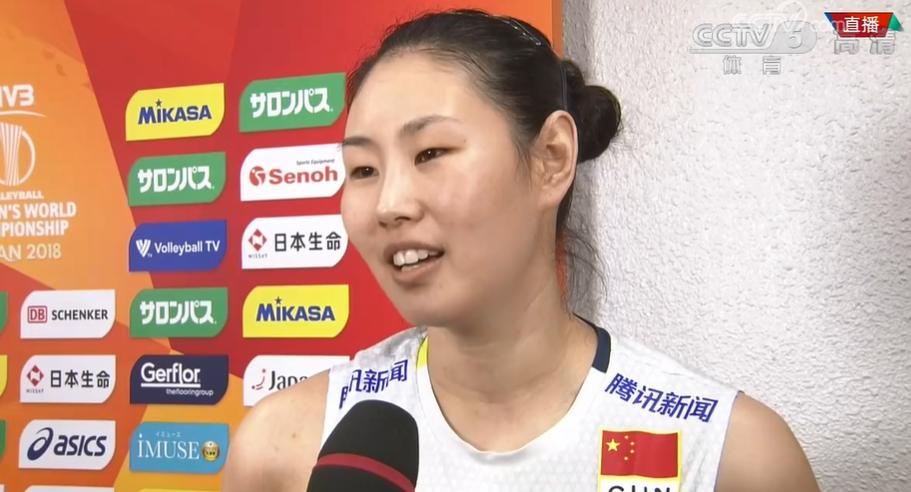 好消息!31岁女排老将亲承愿坚持到东京奥运,央视大乌龙认错一人