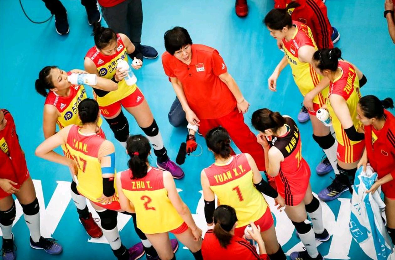 中国女排世锦赛回顾:双杀美国荷兰 憾负意大利虽败犹荣