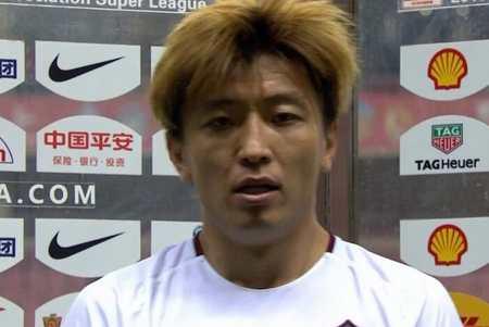 杨旭:新教练很注重精神方面 拼尽全力就没有遗憾