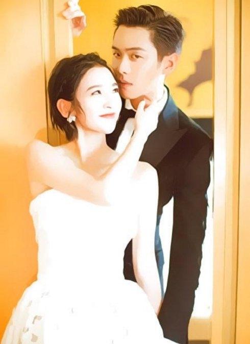 趙麗穎等十大當紅花旦的老公背景PK,有人嫁星二代,有人嫁富二代