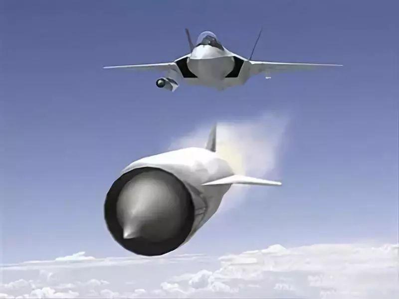 美國三軍合力研制高超聲速武器 數月內就將有成效