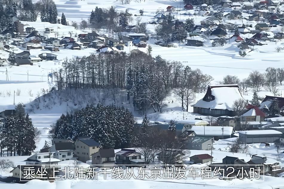 """稳住心态、小编带你去日本参观日本的美丽乡村!看完不要""""浪"""""""
