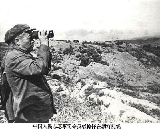铁原阻击战血战美军,中国人民志愿军一个军伤亡1万多人
