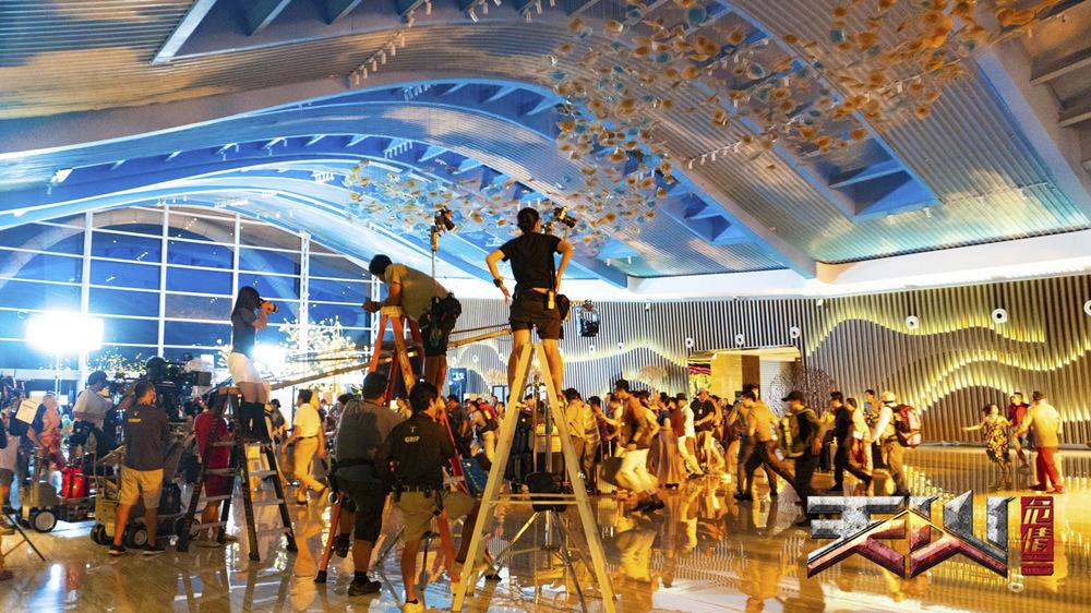 《天火危情》顺利杀青 华语银幕首部灾难巨制引爆期待