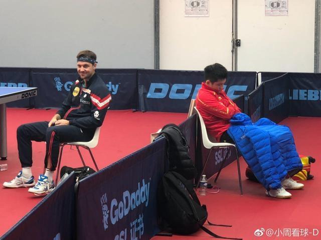 樊振东林高远皆胜德国选手站上领奖台 日乒全军覆没