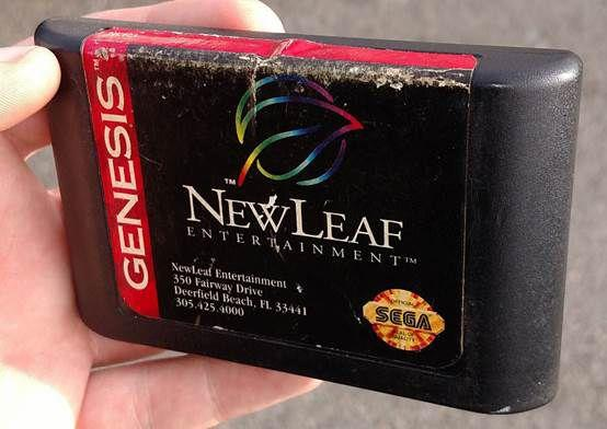 揭秘上世纪90年代世嘉鲜为人知的官方游戏卡带烧录服务