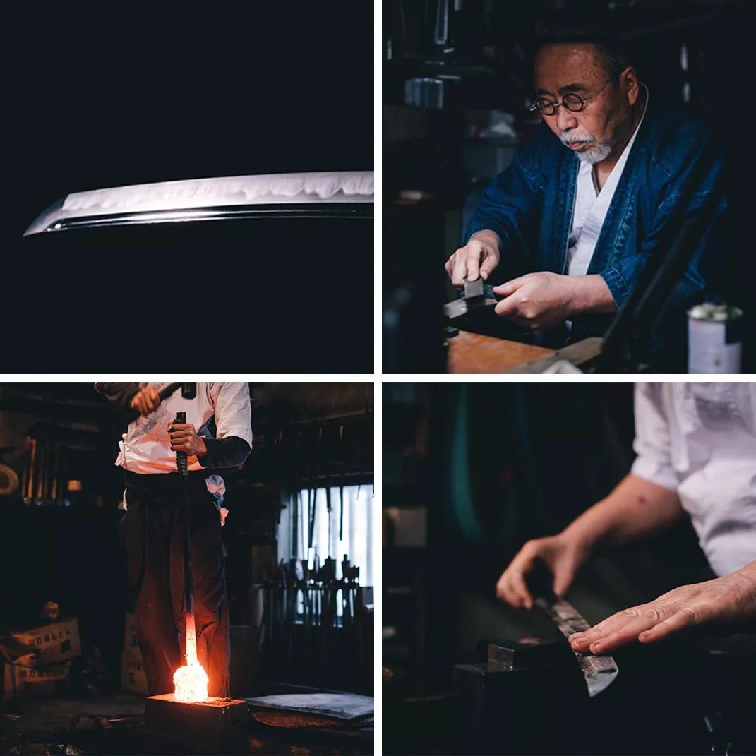 一把刀400万日元起步这个被誉为日本国宝的刀匠有何过人之处?