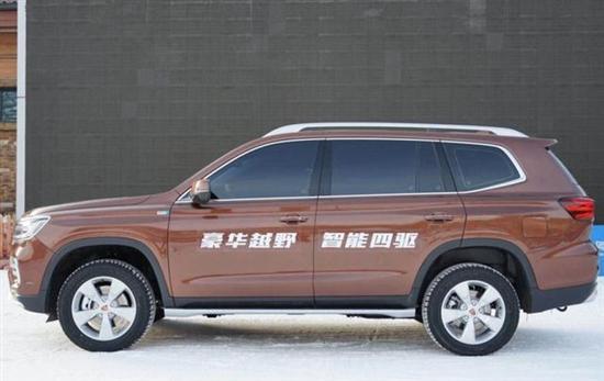 不到20万对比合资车后中大型SUV还得买国产