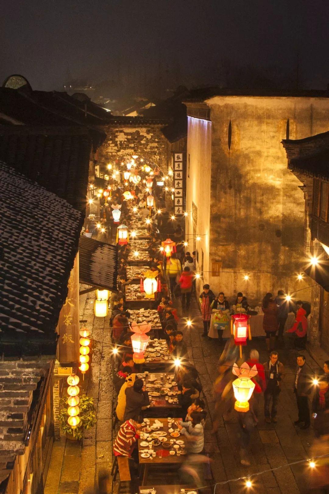 """浙7座""""好吃""""的江南古镇,每处都是美食天堂!!"""