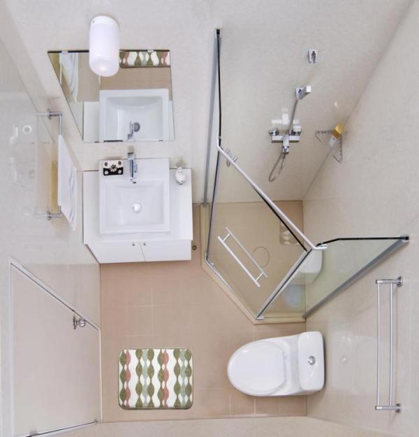 3平米的卫生间又小又挤?怎样装修才能既省钱又实用呢?