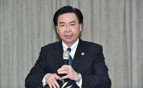 """台湾是商品?台""""外交部长""""嘴硬:我们是非卖品"""