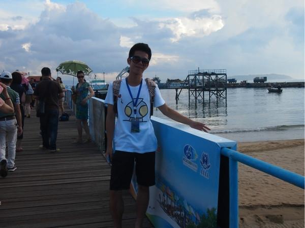5月10日 我们选择去蜈支洲岛中国的马尔代夫中国的情人岛 拥有众多