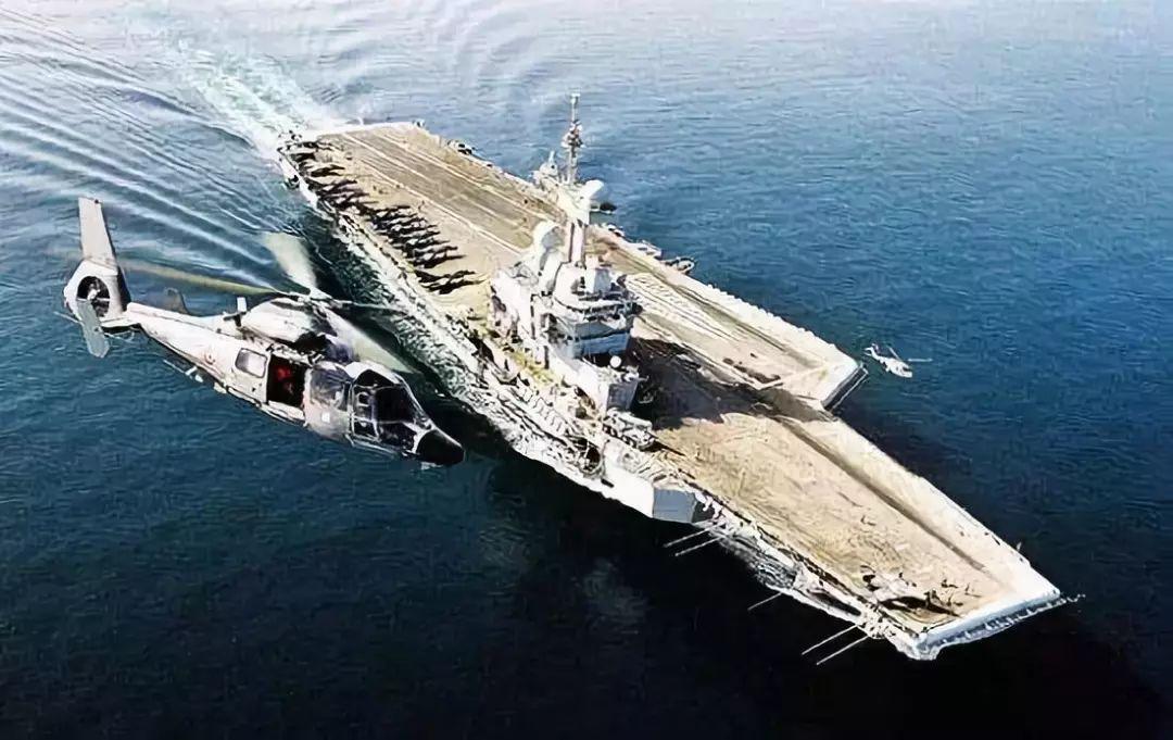 法国航母欲巡航印度洋 附和美军并推动军火出口