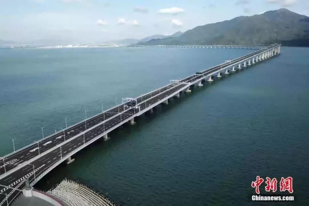 港珠澳大桥正式开通 这项世纪工程究竟有多牛 速藏 最全攻略