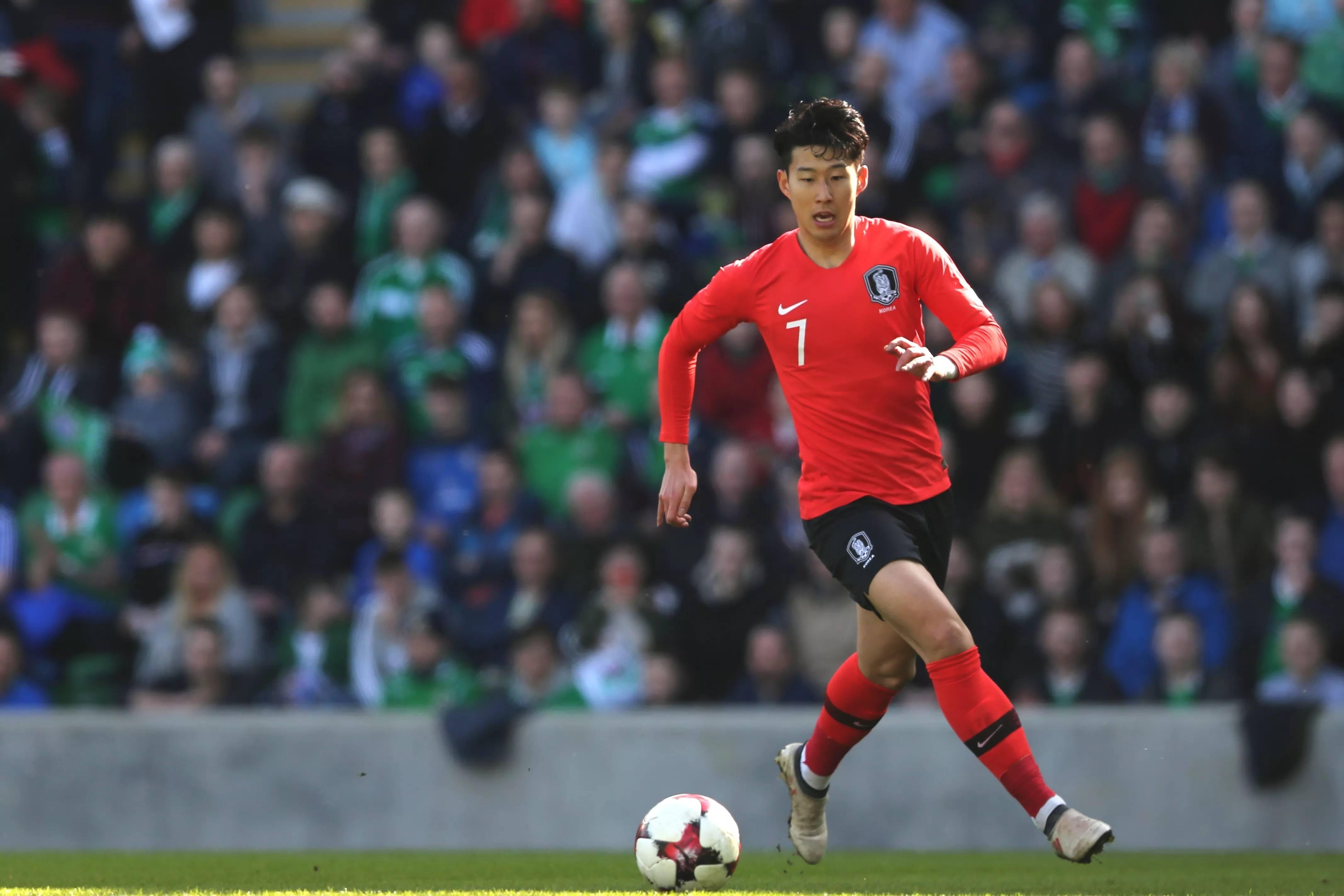 韩国男足1哥只有初中学历!在德国成为巨星,又亲手淘汰德国