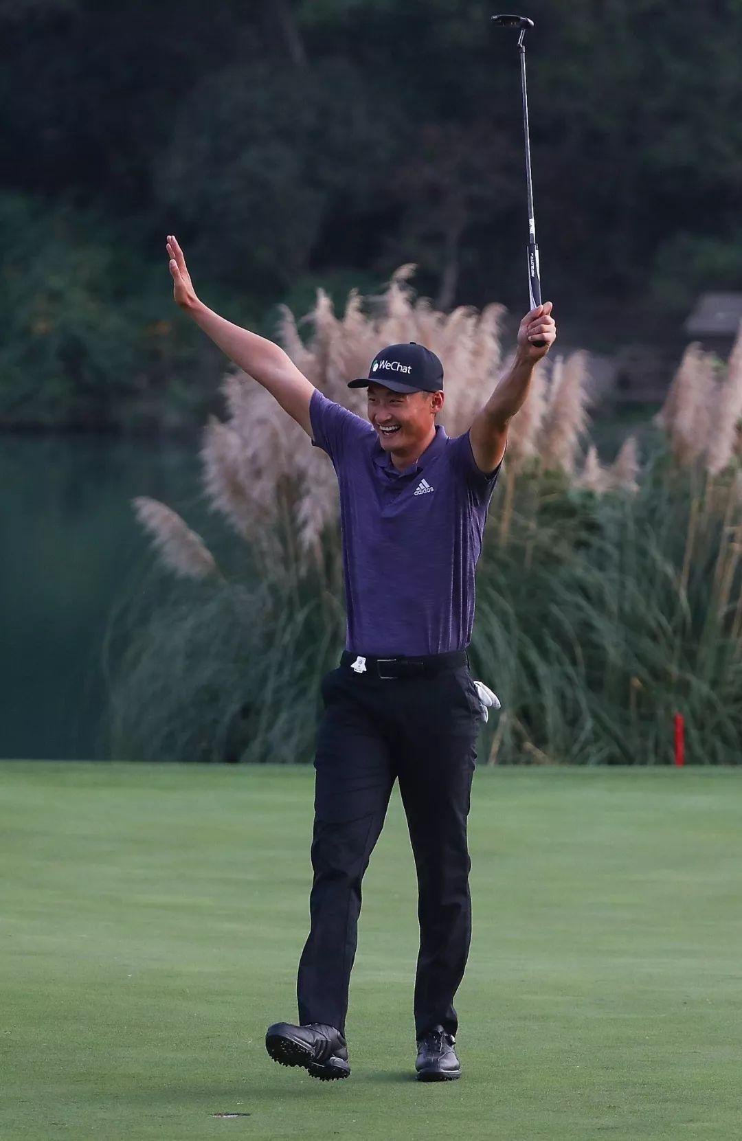 总奖金千万美元的高尔夫比赛,明日正式在中国上海开打!
