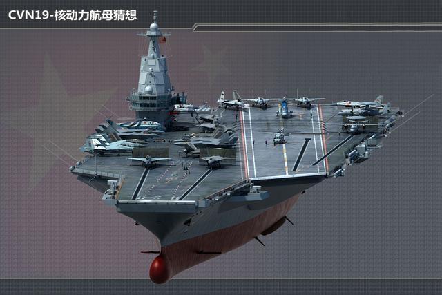 中国下一代航母是核动力?来算算全寿命成本多少