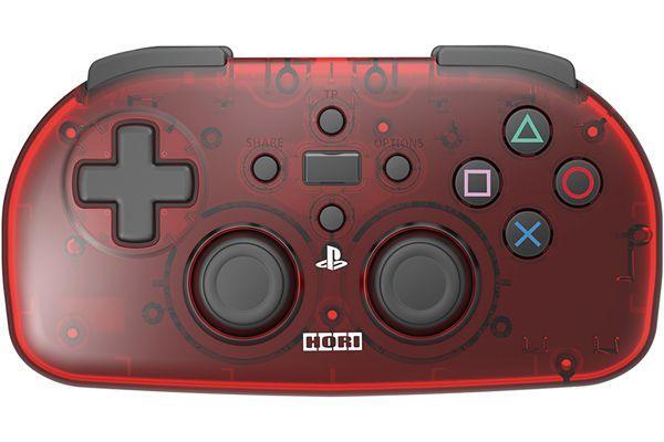 外设厂商HORI宣布推出新款紧凑型PS4无线手柄