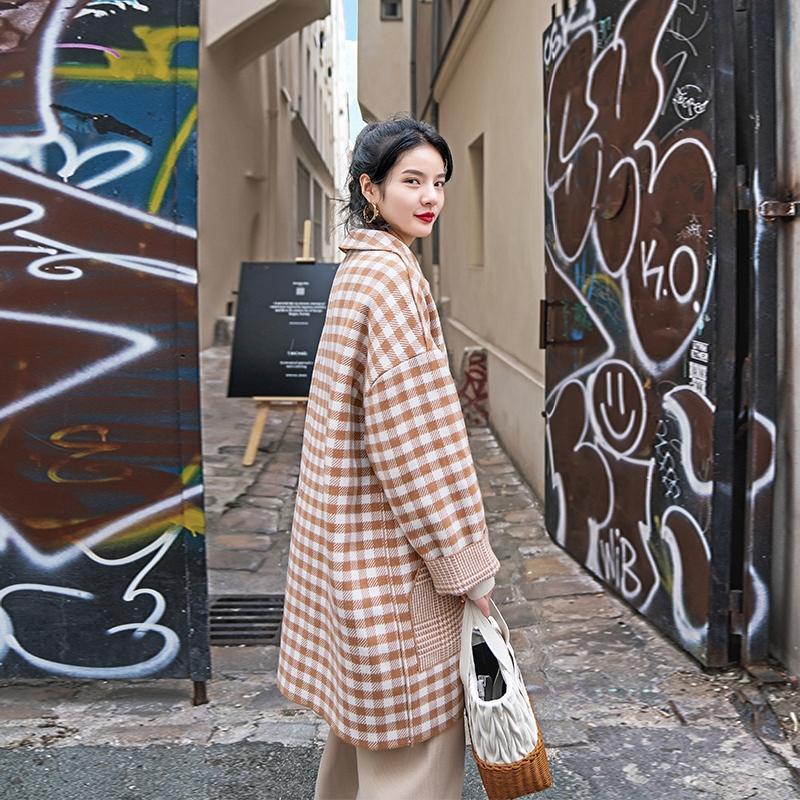 """新出一款:""""羊绒大衣""""虽贵了点但780后穿洋气嫩美值了"""