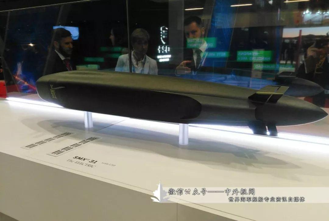 法国推出SMX新概念潜艇设计 造型奇特舱室科幻