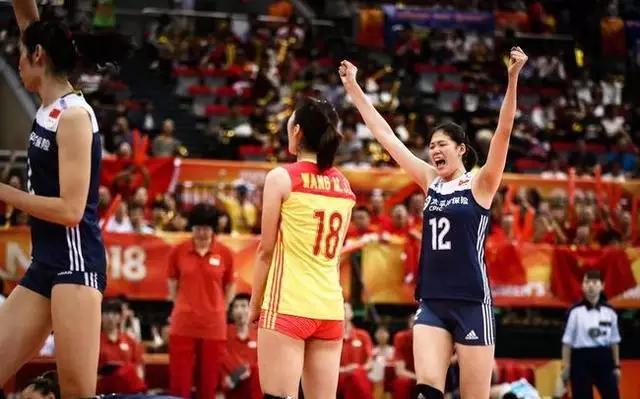 女排世锦赛新星排名,中国女排李盈莹只能排名第四