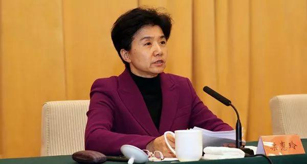 中国红十字会党组书记换人