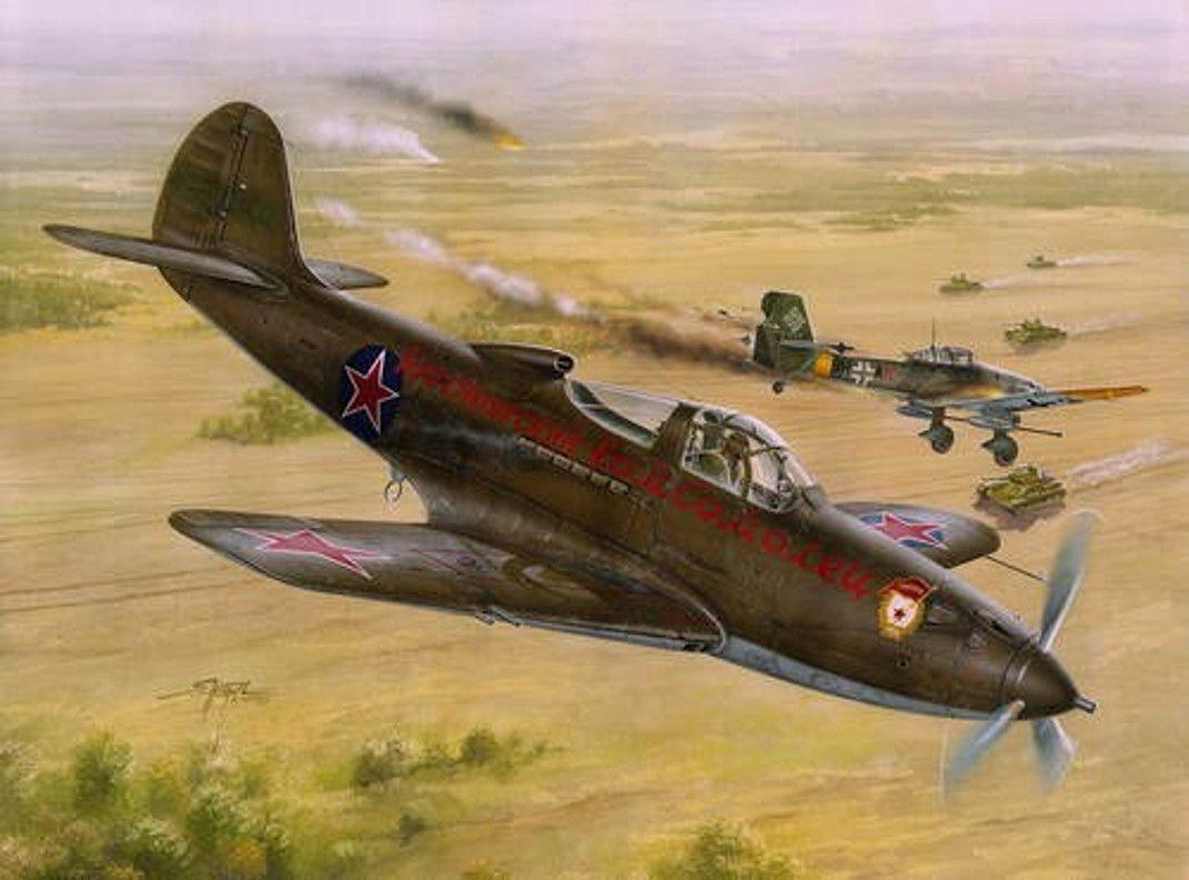 美苏飞行员同时装备这架战机 对其评价却形同水火