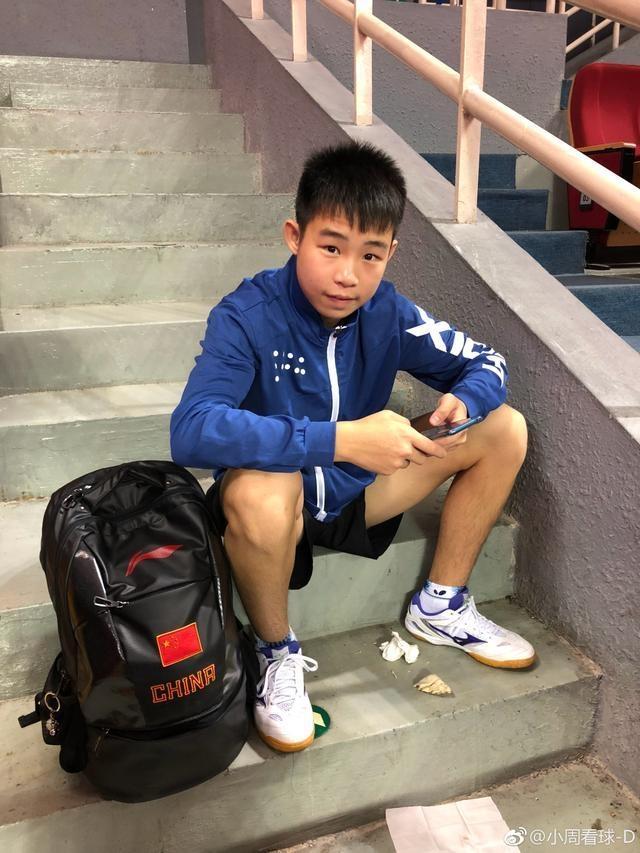 刚入选国乒的马龙嫡系小师弟,却在3个月内两次输给同一个日本选手