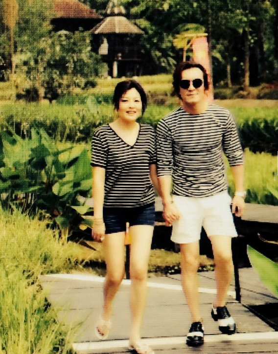 主持人李詠因癌癥去世,跟哈文從同學成夫妻相守26年不離不棄