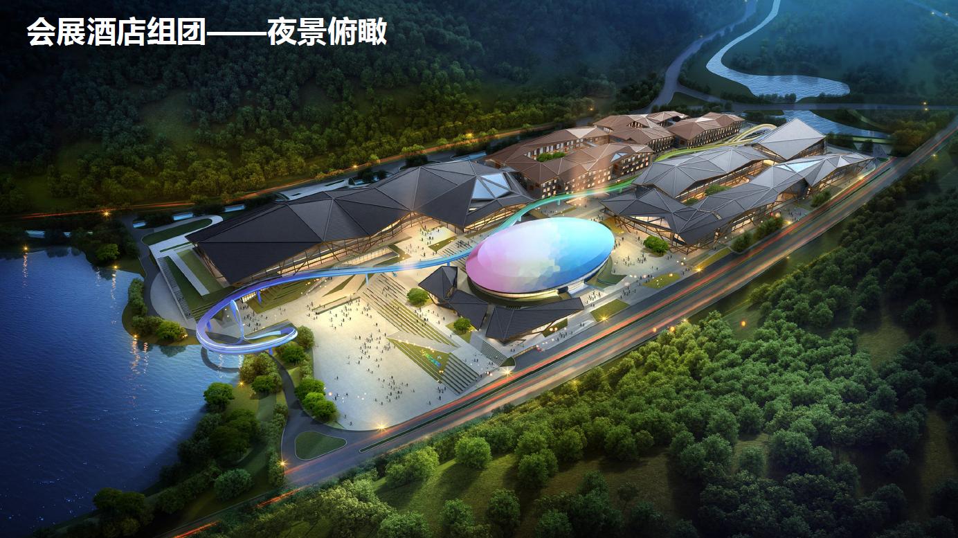探访太子城冰雪小镇 五大亮点助力2022北京冬奥
