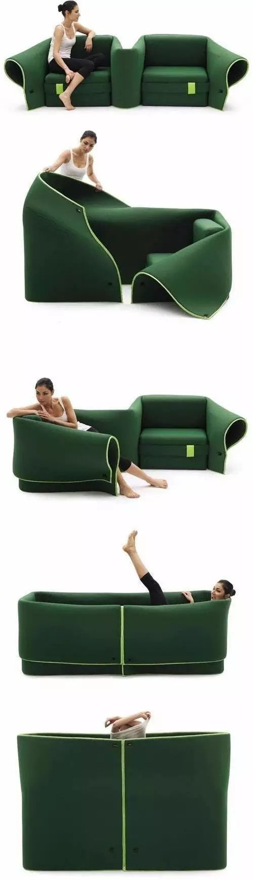 折叠设计,将家具设计玩出新境界!
