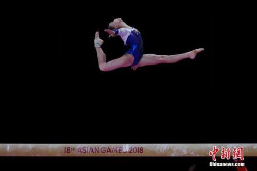体操世锦赛预赛中国女队难言乐观 强敌环伺如何突围?