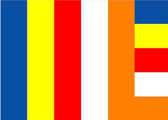 白色旗帜矢量图