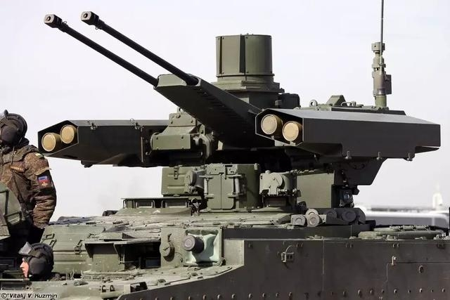 59魔改将现身航展 火力强悍专打城市战