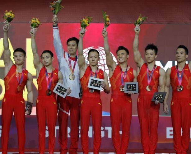 0.049分!中国体操男团史上最小优势夺冠 3失误太揪心1人立奇功!