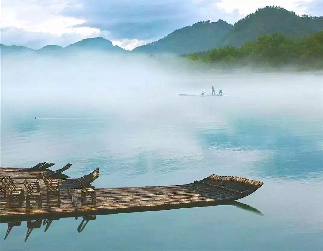 """浙江这个飘着仙气的小城 即将美成""""江南喀纳斯"""""""