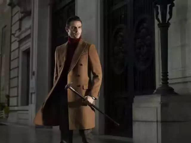 穿衣搭配:秋冬西服这样穿让你保暖又时尚_分分彩技巧