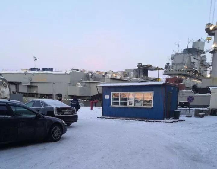 浮船坞沉没砸坏俄唯一航母没地方修了 要不找中国帮忙?