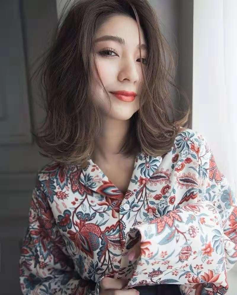 38岁齐肩发,有哪些值得推荐的时尚发型?
