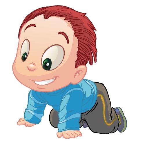宝宝学习爬行时掉床底,宝妈注意这几点,宝宝更安全图片
